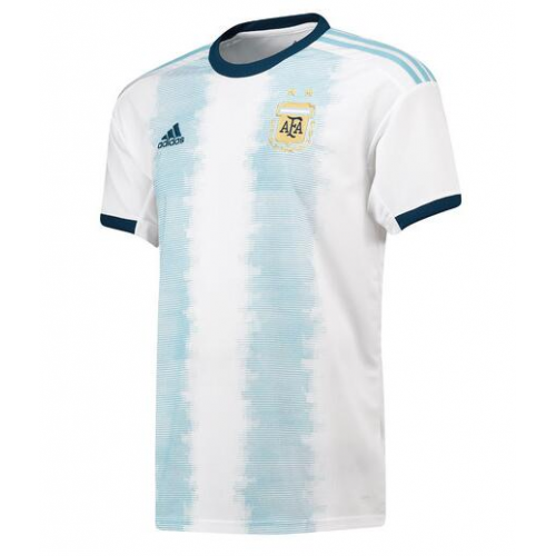 Argentina Home Soccer Jersey 2019 Copa America
