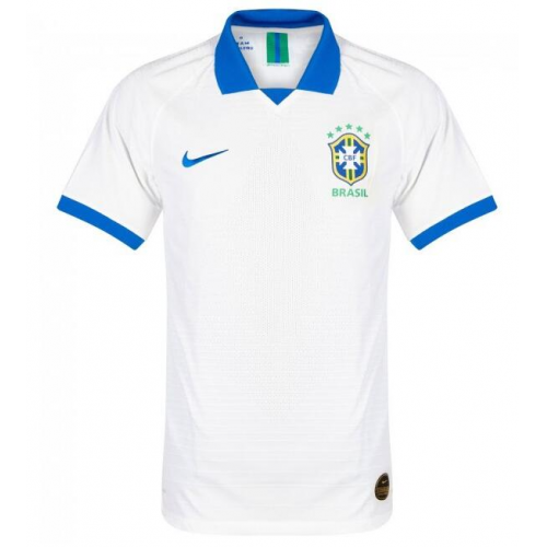 Brazil Away Soccer Jersey Player Version 2019 Copa America
