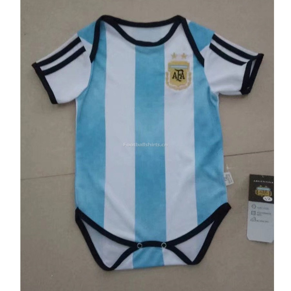 Argentina 2018 World Cup Home Infant Soccer Jersey