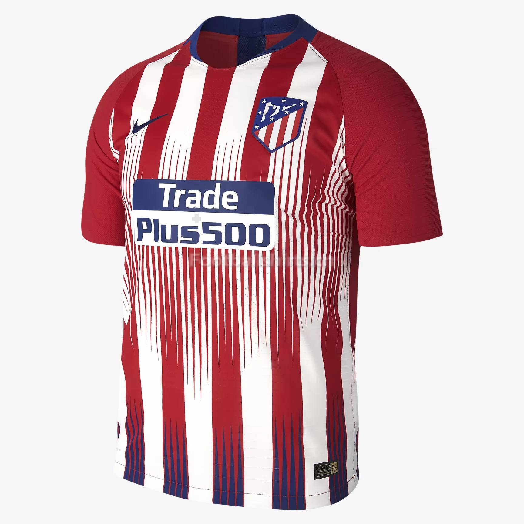 Atletico Madrid Home Soccer Jersey 2018/19
