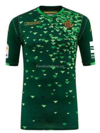 Real Betis Away Soccer Jersey 2018/19