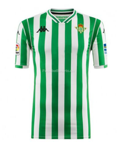 Real Betis Home Soccer Jersey 2018/19