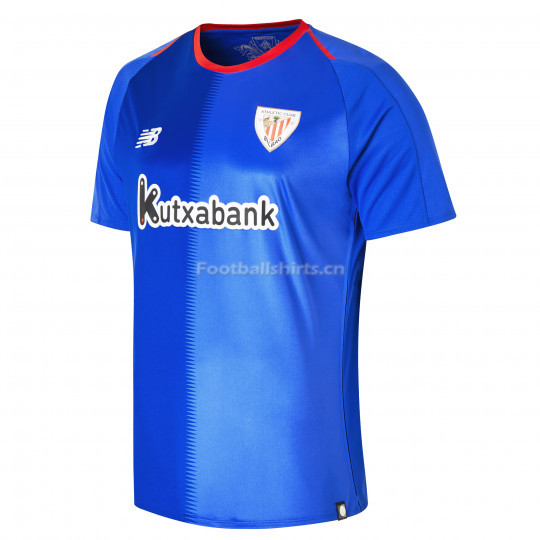 Athletic Bilbao Away Soccer Jersey 2018/19