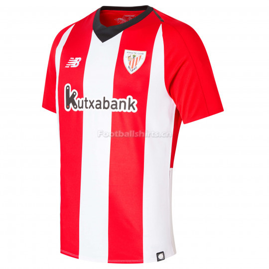 Athletic Bilbao Home Soccer Jersey 2018/19