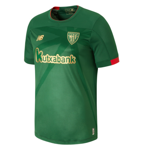Athletic Bilbao Away Soccer Jersey 2019/20
