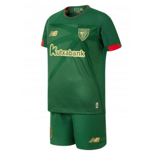 Athletic Bilbao Away Soccer Kits Children 2019/20