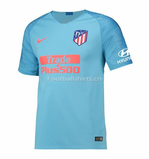 Atletico Madrid Away Soccer Jersey 2018/19