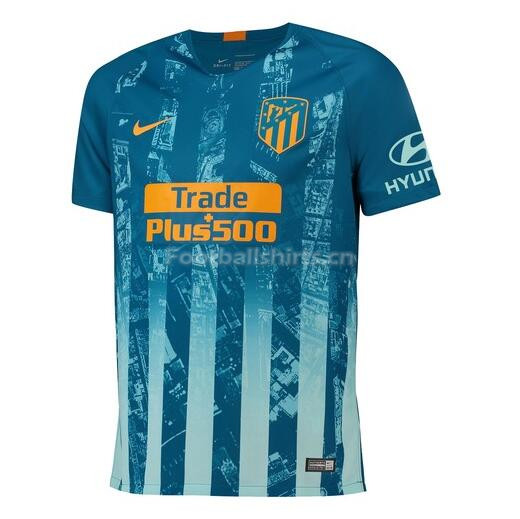Atletico Madrid Third Soccer Jersey 2018/19