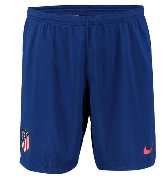 Atletico Madrid Home Soccer Shorts 2019/20
