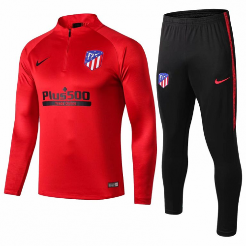 Atletico Madrid Training Top Suits Red 2019/20