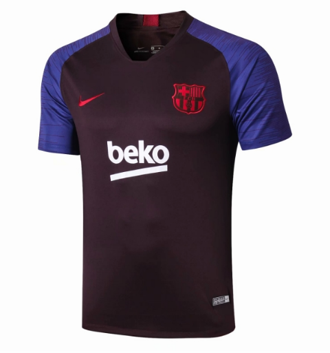 Barcelona Training Shirt Navy 2019/20