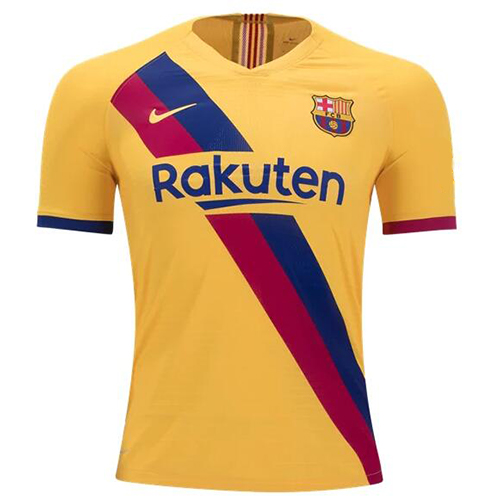 Barcelona Away Soccer Jersey Player Version 2019/20