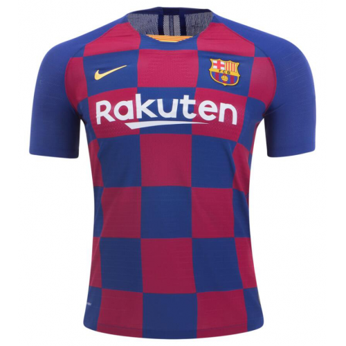 Barcelona Home Soccer Jersey Player Version 2019/20