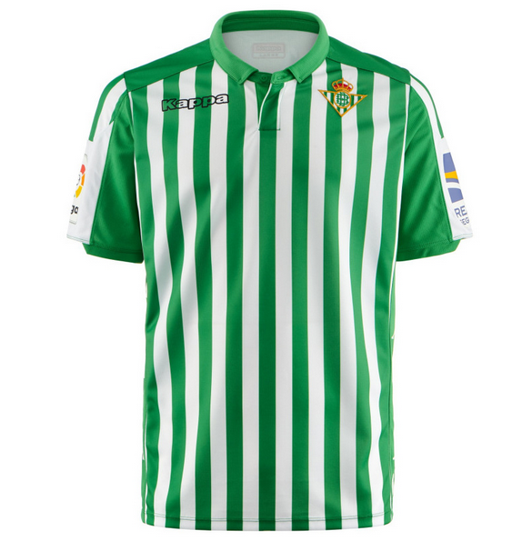 Real Betis Home Soccer Jersey 2019/20