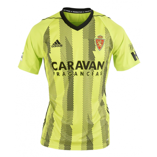 Real Zaragoza Away Soccer Jersey 2019/20