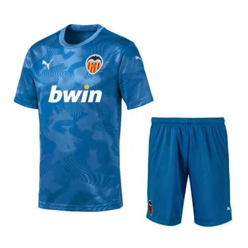 Valencia CF 3rd Away Soccer Kit Children 2019/20