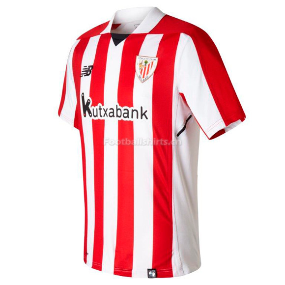 Athletic Club de Bilbao Home Soccer Jersey 2017/18