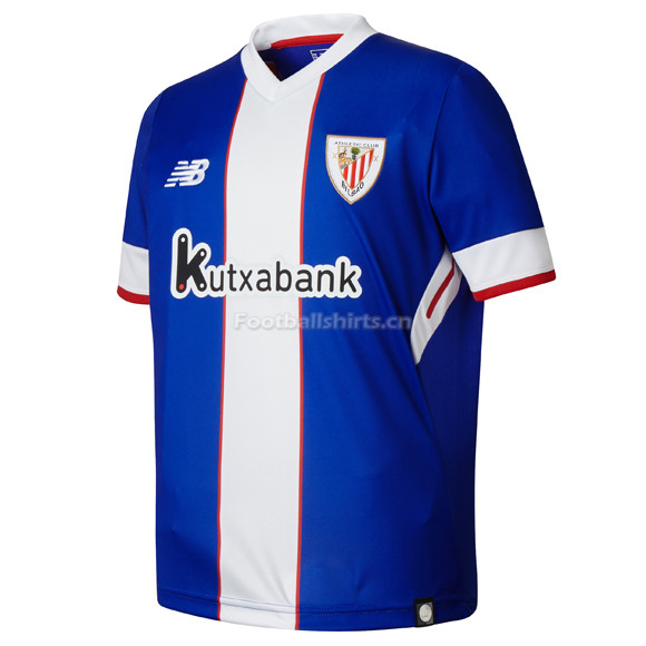 Athletic Club de Bilbao Third Soccer Jersey 2017/18