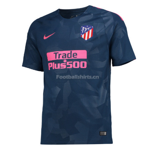 Atletico Madrid Third Soccer Jersey 2017/18