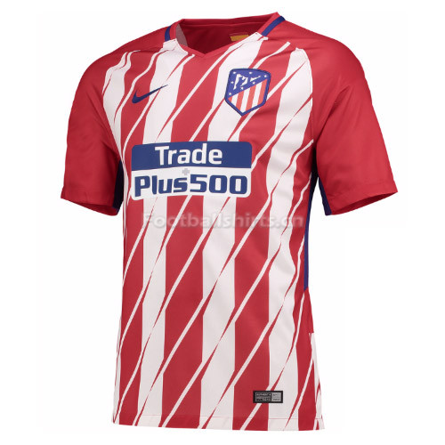 Atletico Madrid Home Soccer Jersey 2017/18