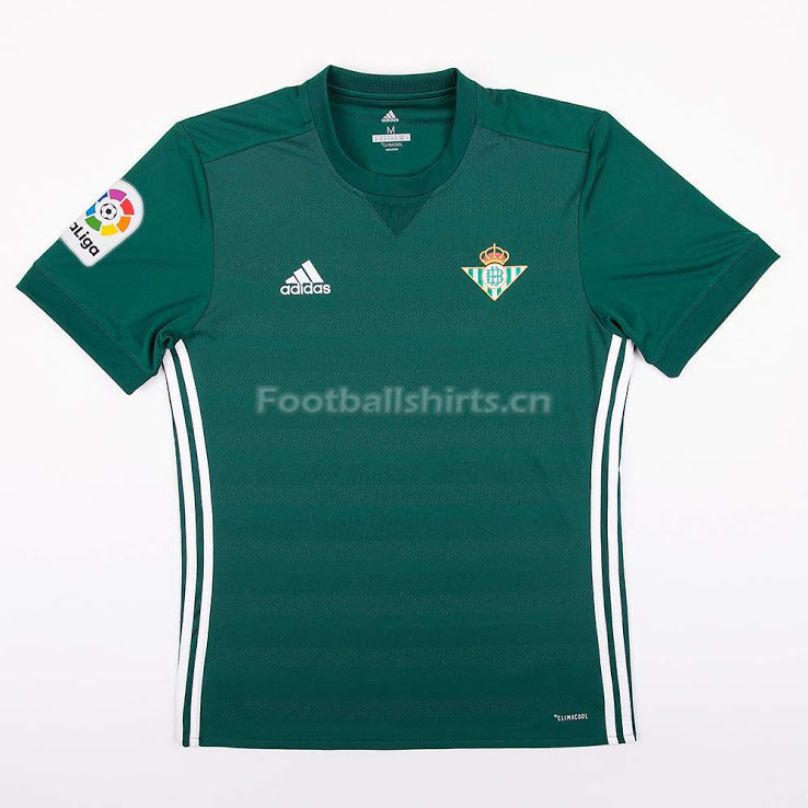 Real Betis Away Soccer Jersey 2017/18