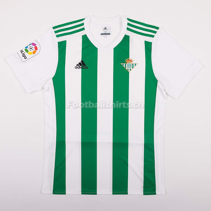 Real Betis Home Soccer Jersey 2017/18