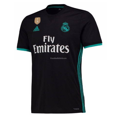 Real Madrid Away Soccer Jersey 2017/18