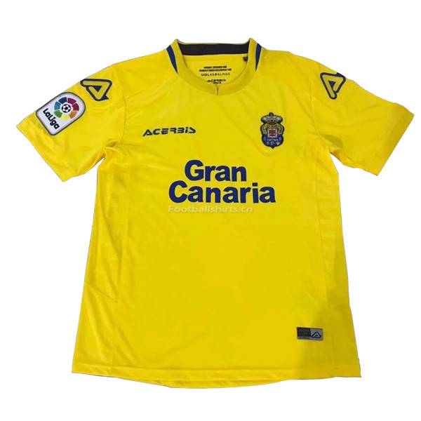 UD Las Palmas Home Soccer Jersey 2017/18