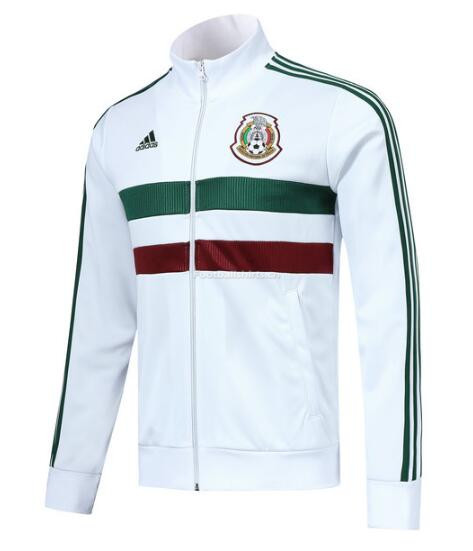 Mexico 2018 World Cup White Training Jacket