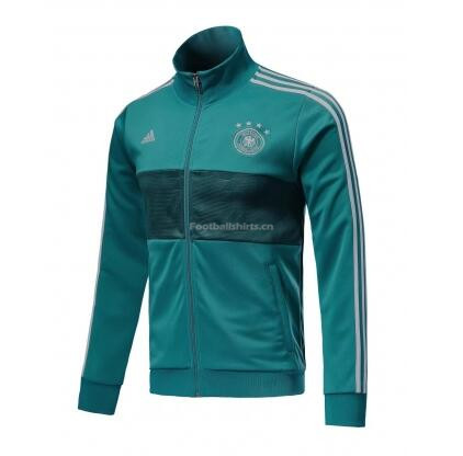 Germany 2018 World Cup Green Training Jacket