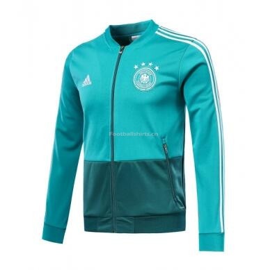 Germany 2018 World Cup Training Jacket Top Green