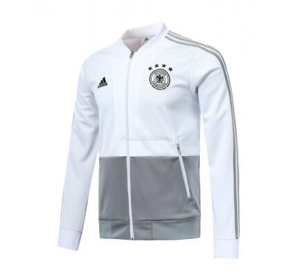 Germany 2018 World Cup Training Jacket Top White
