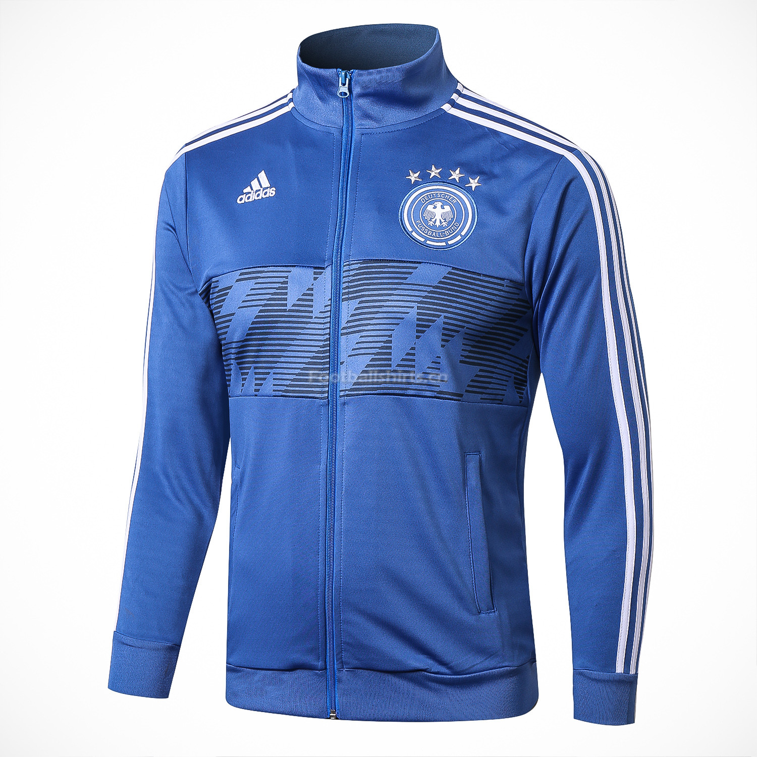 Germany 2018 World Cup Blue Training Jacket