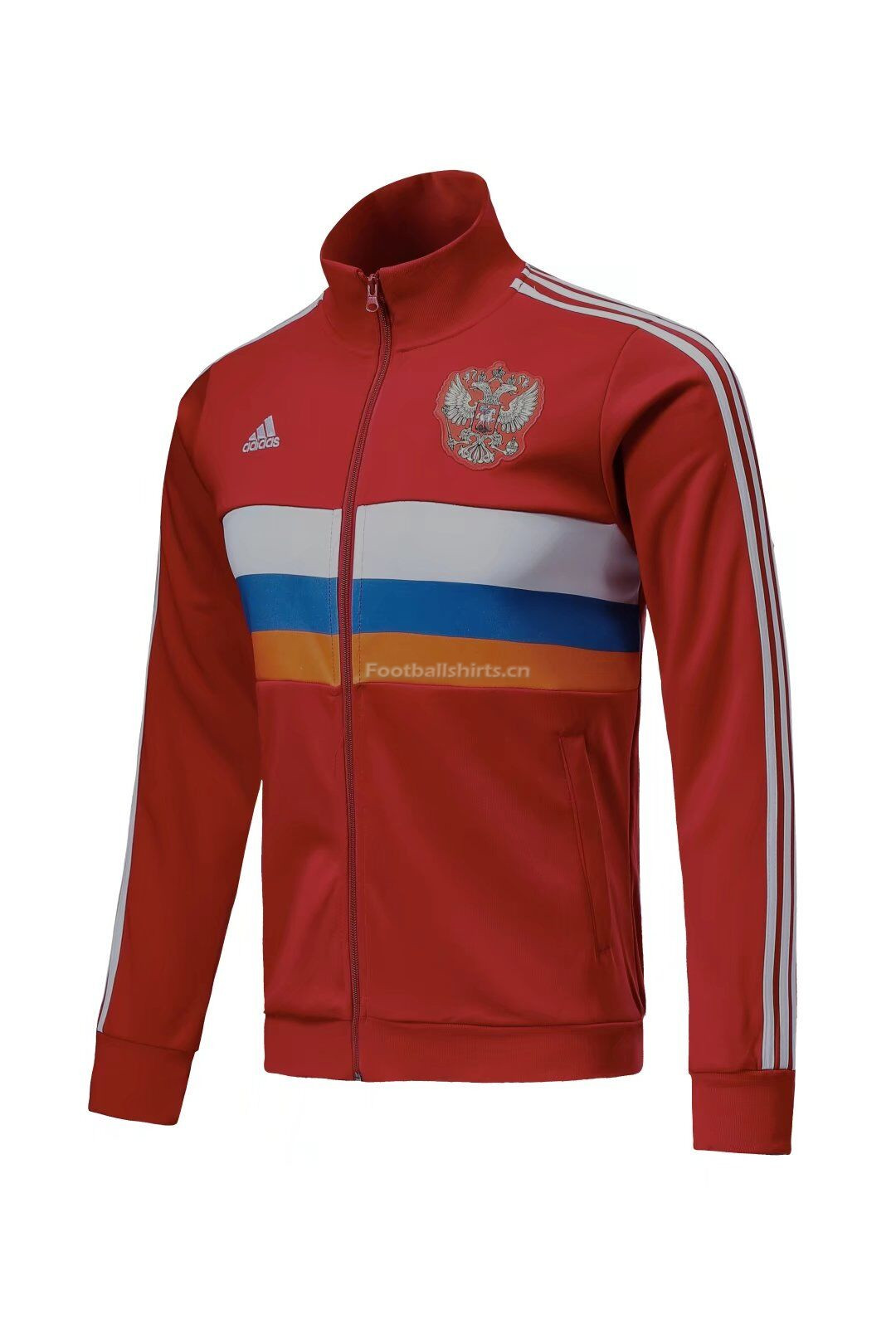 Russia 2018 World Cup Red Training Jacket