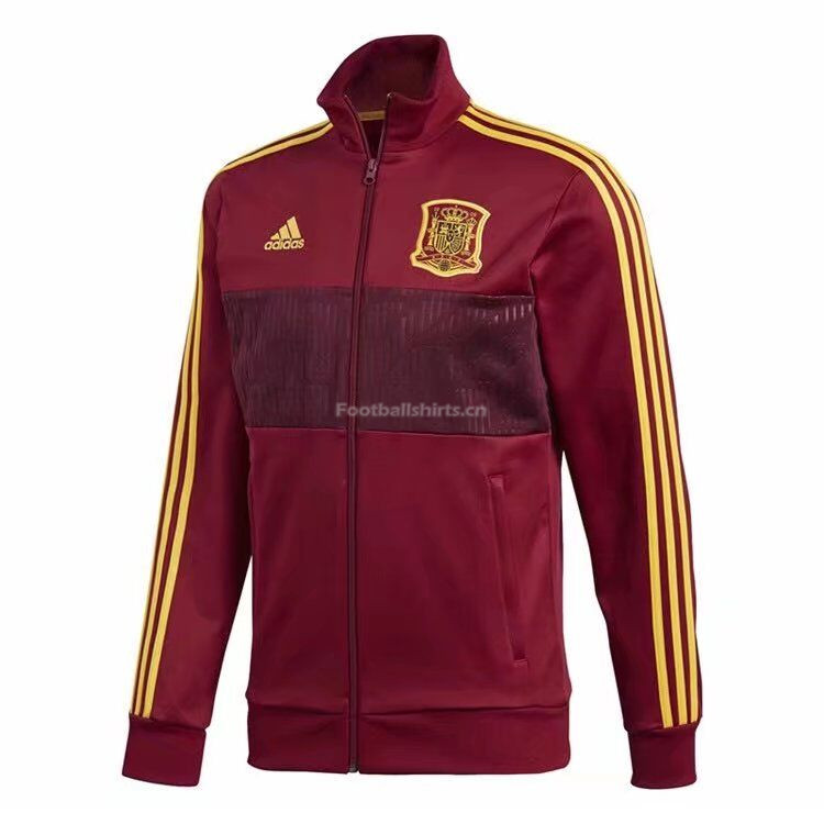 Spain 2018 World Cup Red Training Jacket