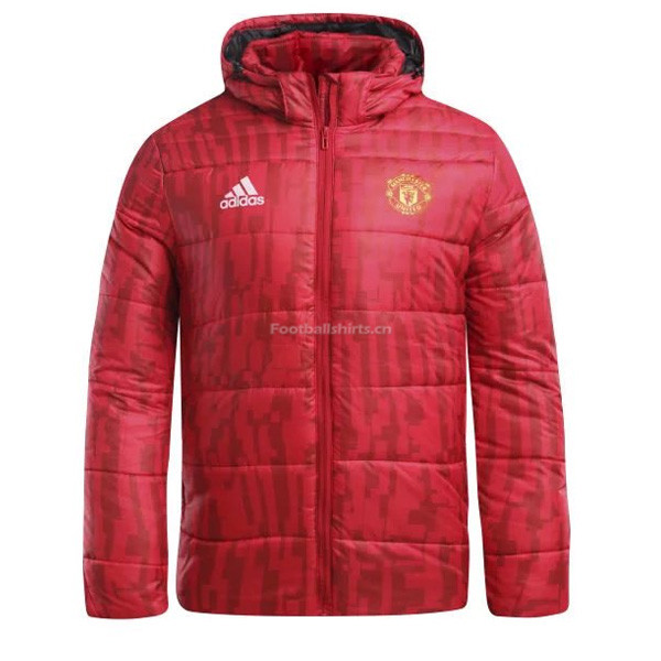 Manchester United 2017 Red Cotton Jacket