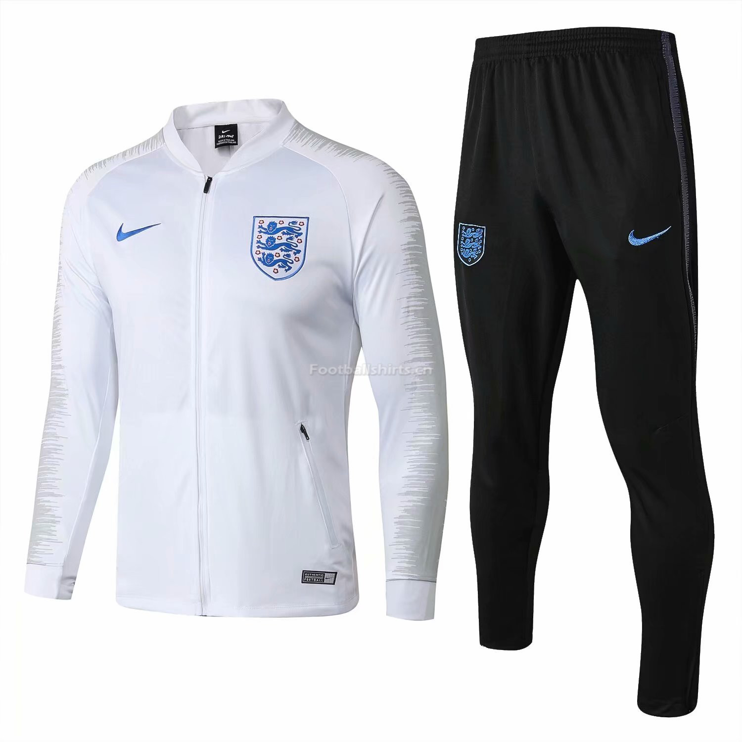 England White Training Suit (Jacket+Trouser) 2018/19