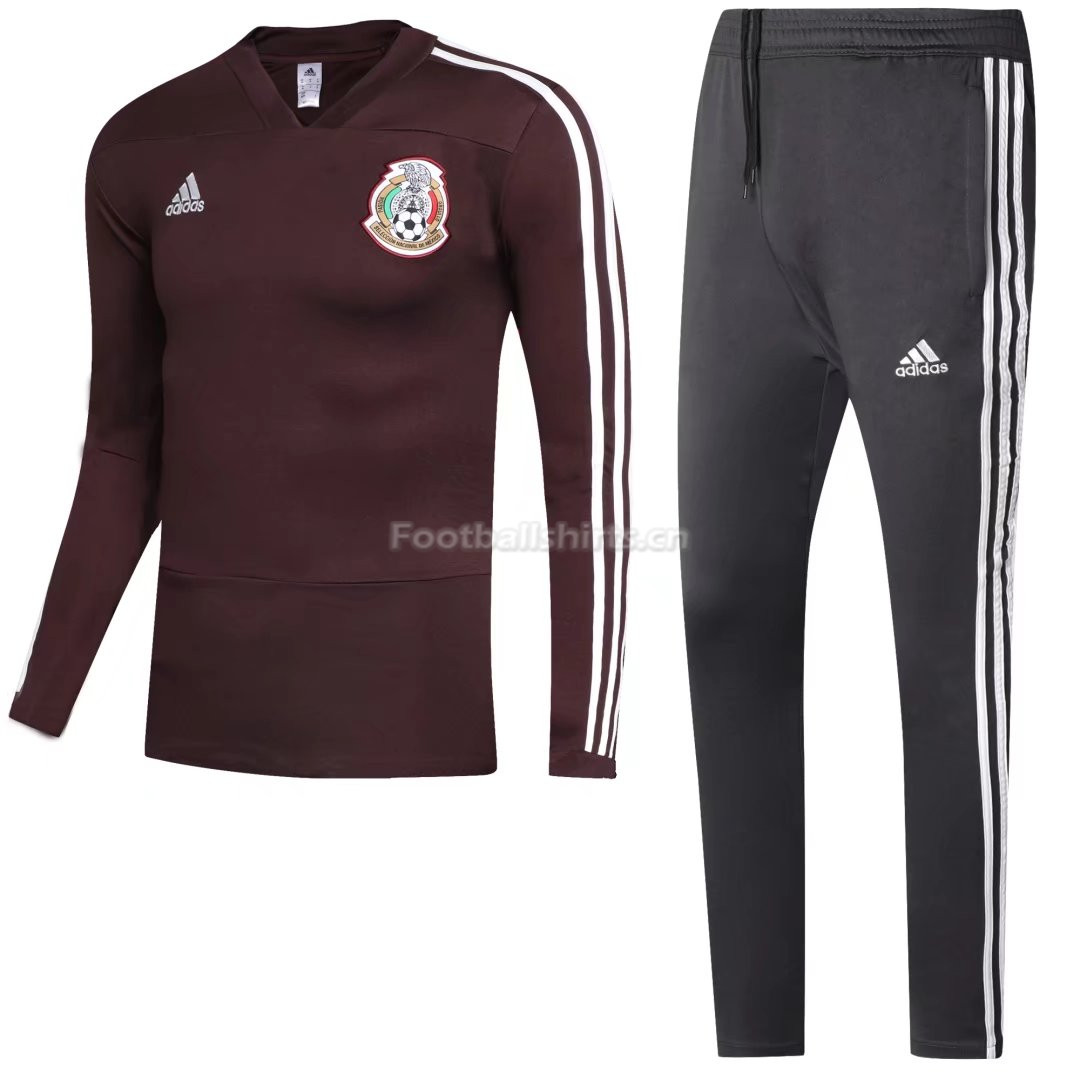 Mexico FIFA World Cup 2018 Coral Training Suit