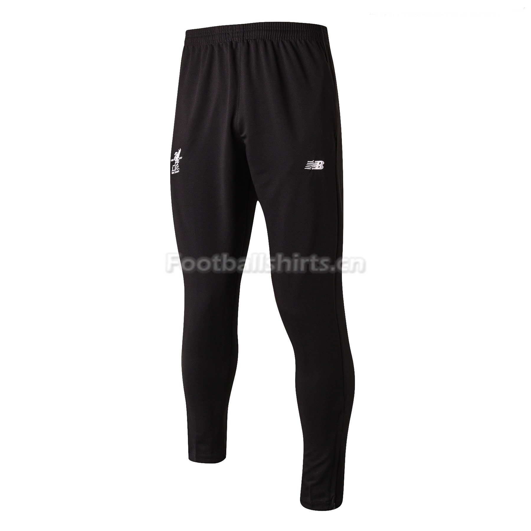 Liverpool Black Tracksuit Pants (Trousers) 2017/18