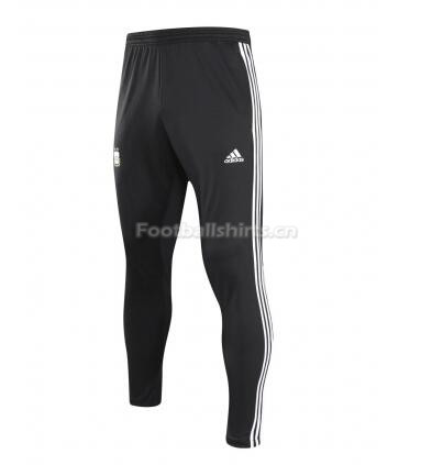 Argentina World Cup 2018 track Sports Pants Black white Stripe