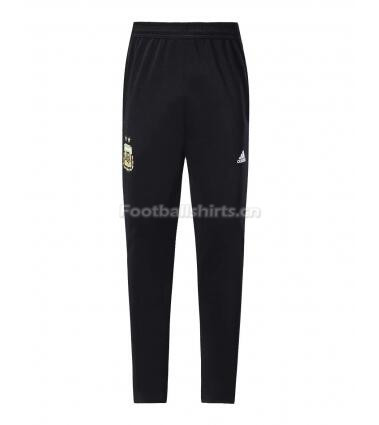Argentina World Cup 2018 Black Training Pants
