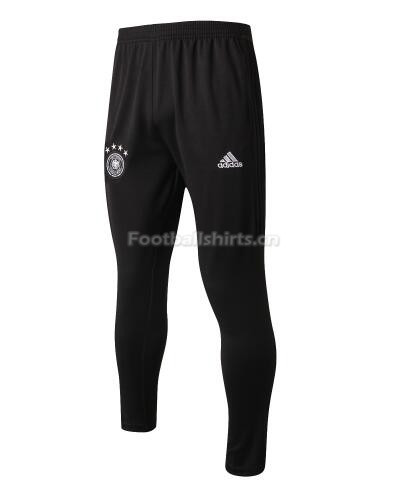 Germany World Cup 2018 Training Sports Pants Black