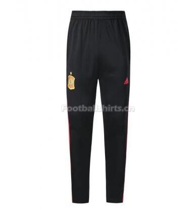 Spain 2018 World Cup Black Training Pants (Trousers)