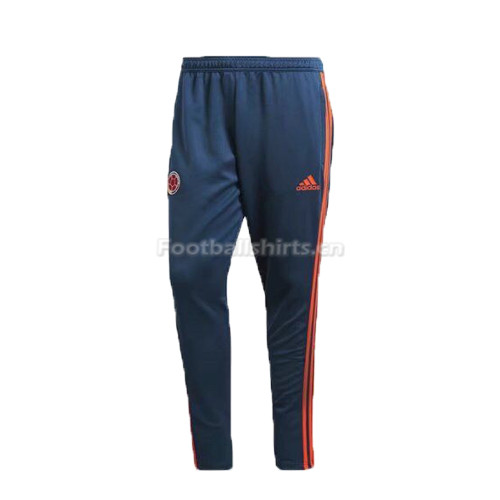 Colombia World Cup 2018 Blue Training Pants