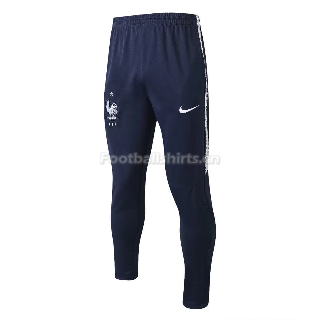 France World Cup 2018 Blue Training Pants