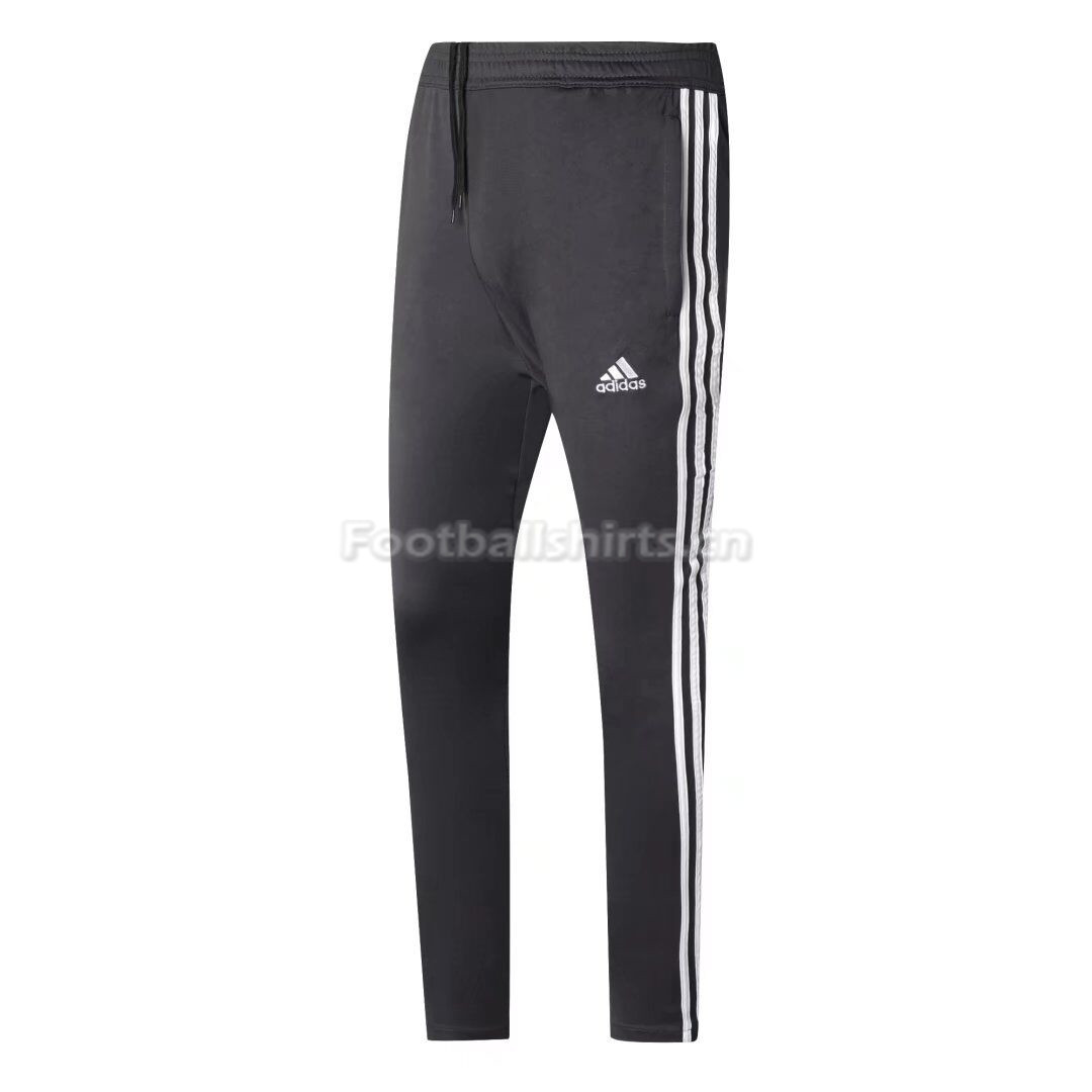 Mexico World Cup 2018 Black Training Pants White Stripe