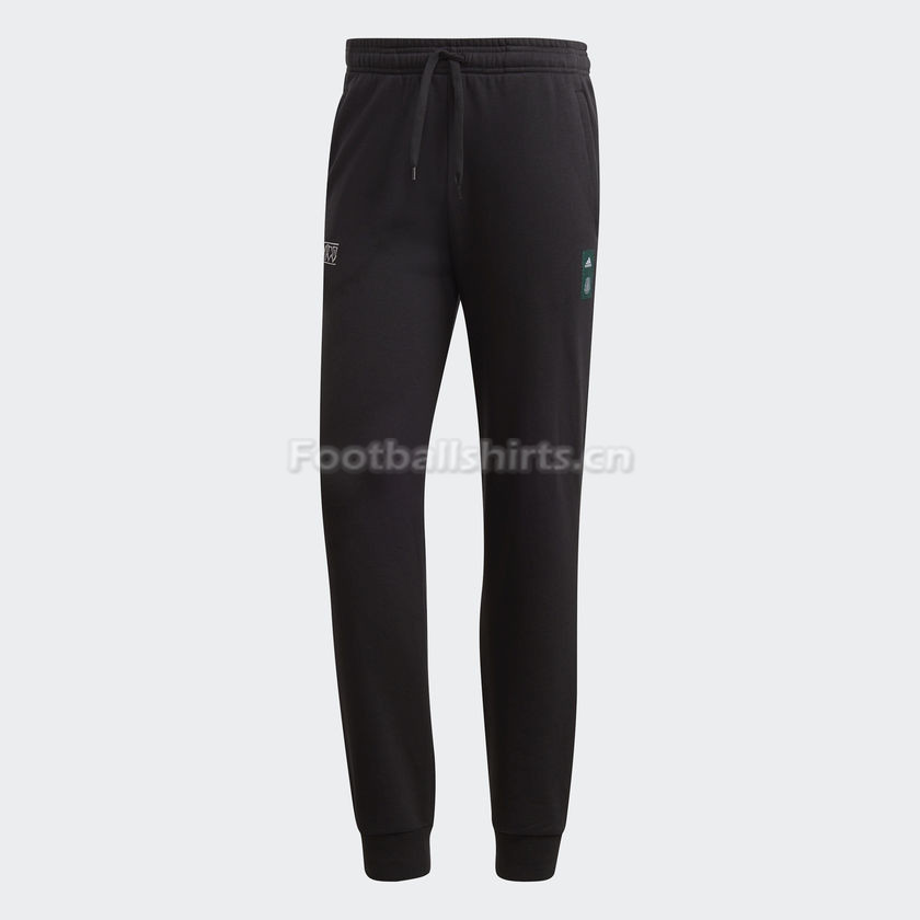 Mexico World Cup 2018 Black Training Pants