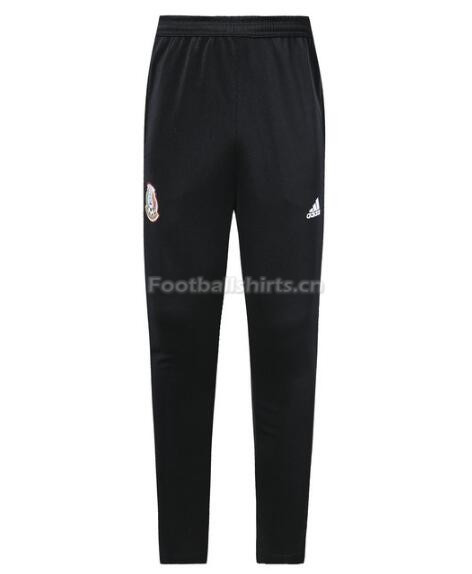 Mexico World Cup 2018 Training Sports Pants Black