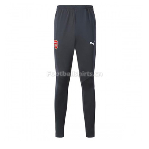 Arsenal Grey Training Pants (Trousers) 2017/18