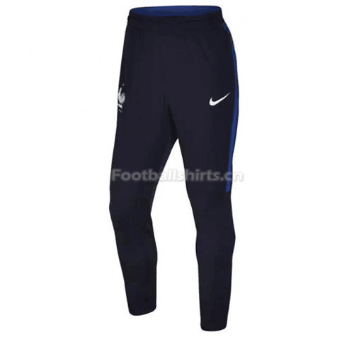 France 2016/17 Navy Training Pants (Trousers)